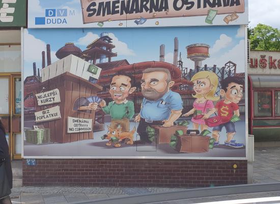 Pobočka Ostrava